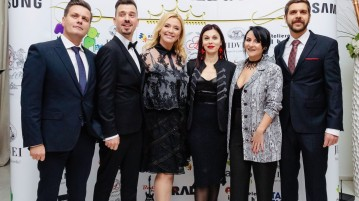 Premiu Tonica Group la Gala Radar de Media 2018