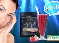 Beauty Help Strawberry 300 g pulbere