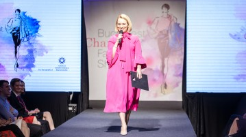 CATENA sponsor la Bucharest Charity Fashion Show