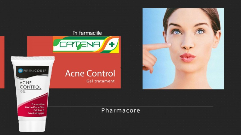 Pharmacore Acne Control Gel